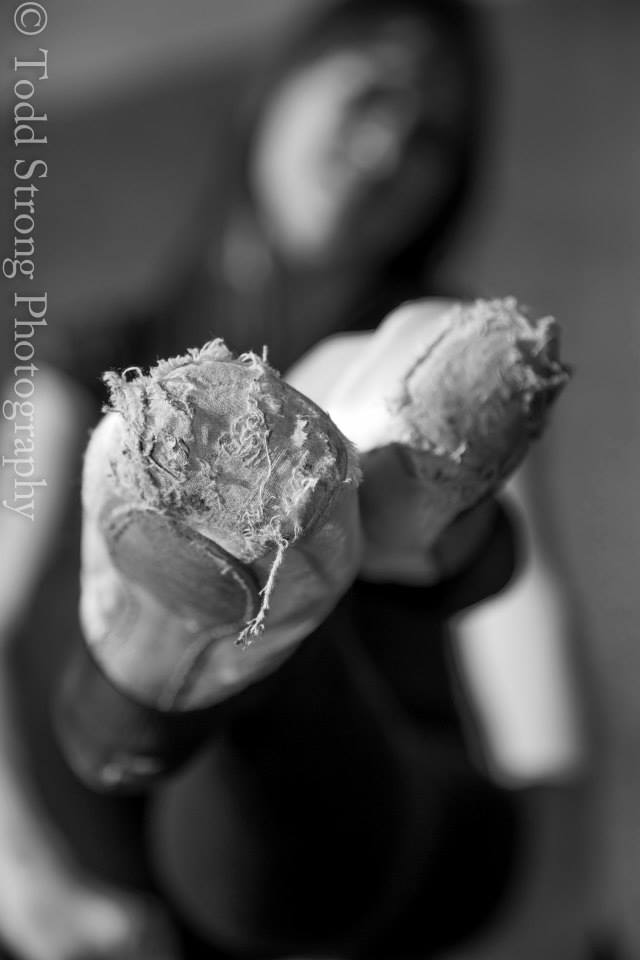 Pointe Shoes Todd Strong Photography