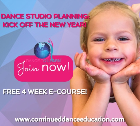 Free E-Course for Dance Studio Owners: Kick off the New Year!